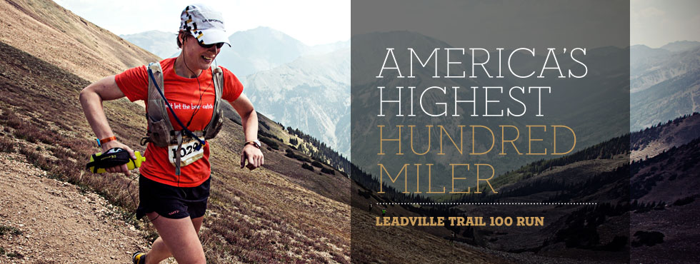 America's highest hundred miler.