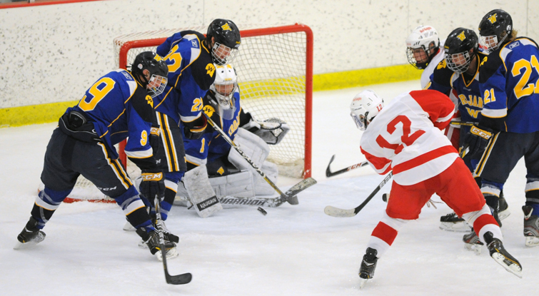 MN H.S.: Red Knights Rebound - Benilde Eases Past Wayzata After Suffering Lopsided Loss To Trojans In Previous Game