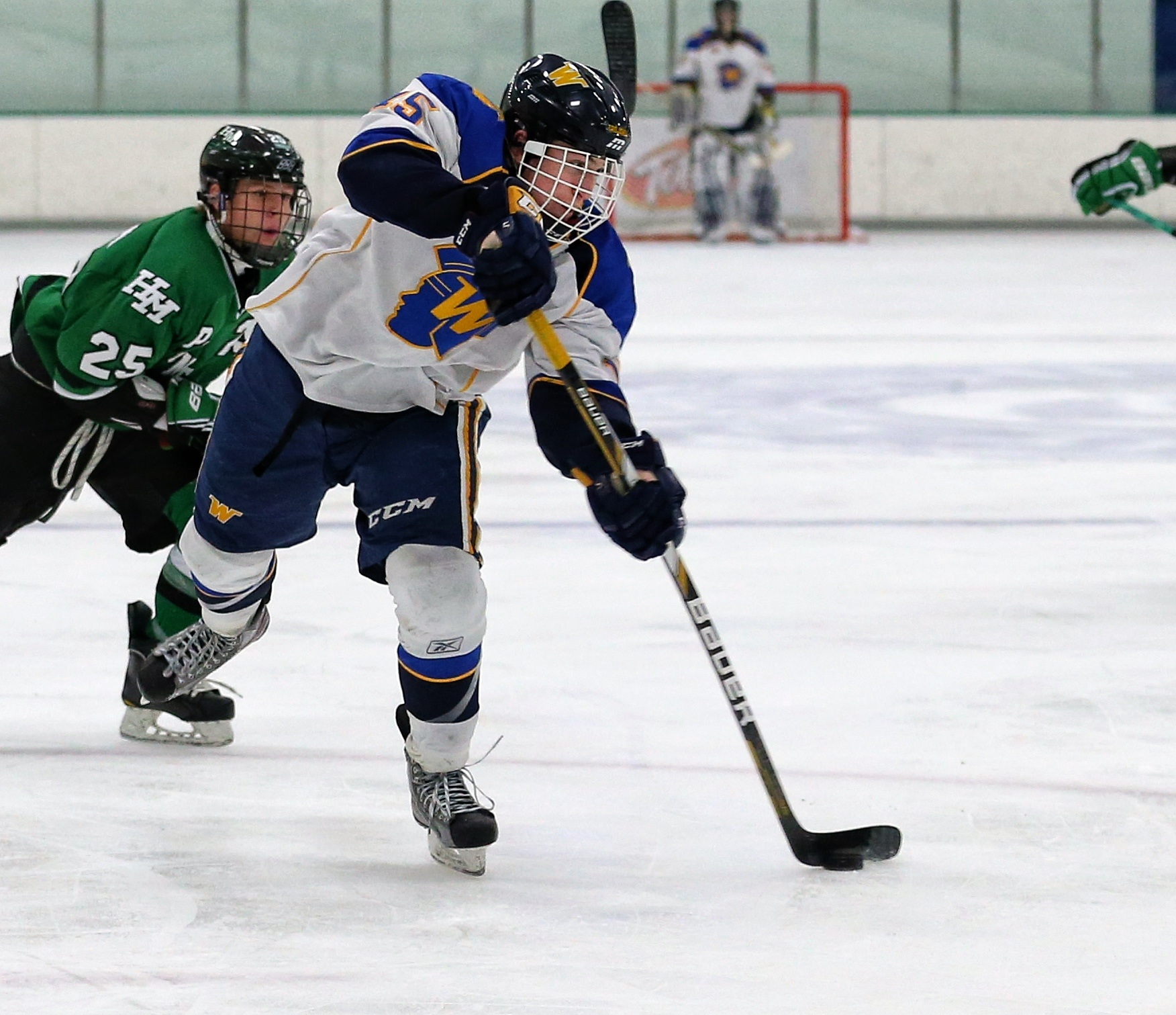 MN H.S.: Trojans Top Hill-Murray - Matthew Freytag Scores Two Goals As Wayzata Takes Down No. 1-ranked Pioneers